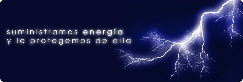 Transformadores para generar energía y para rayos para protegerle de ella